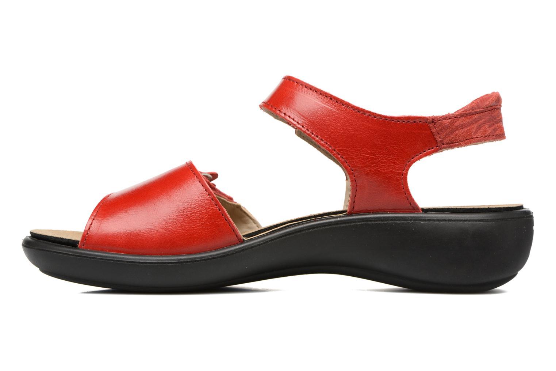Sandales et nu-pieds Romika Ibiza 67 Rouge vue face