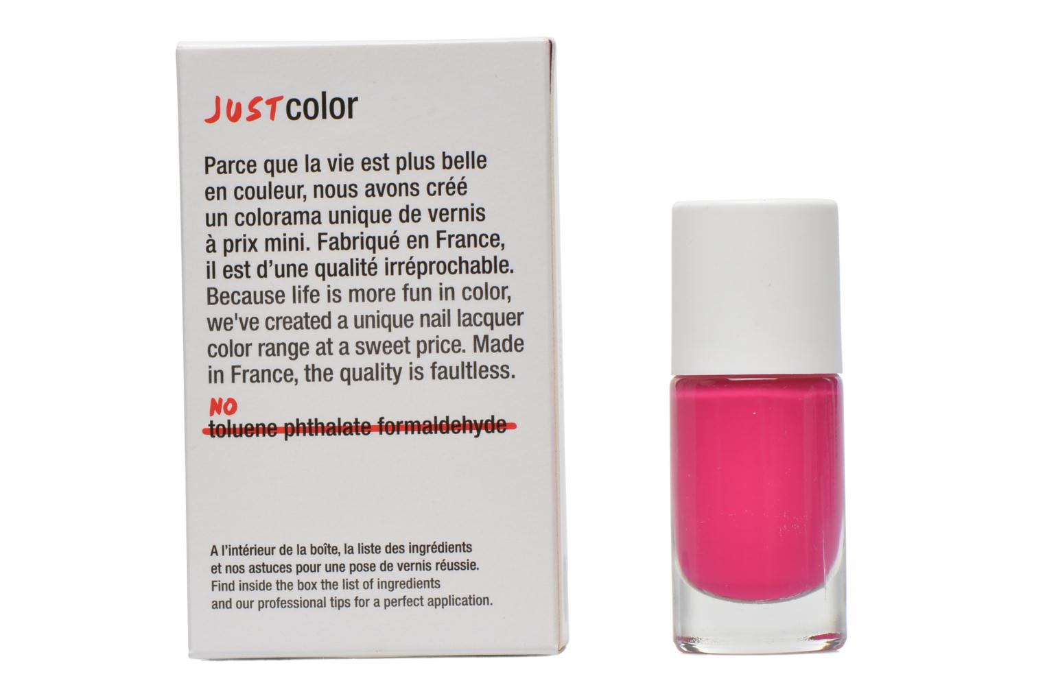 Divers Nailmatic Vernis à ongle Rose vue face