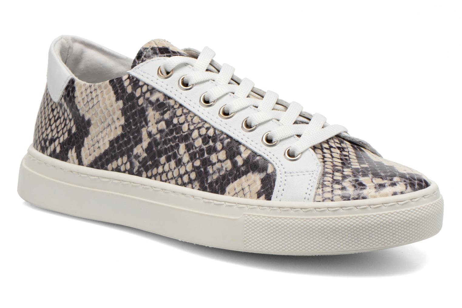 Sneakers Made by SARENZA Seven Tease #2 Beige immagine destra