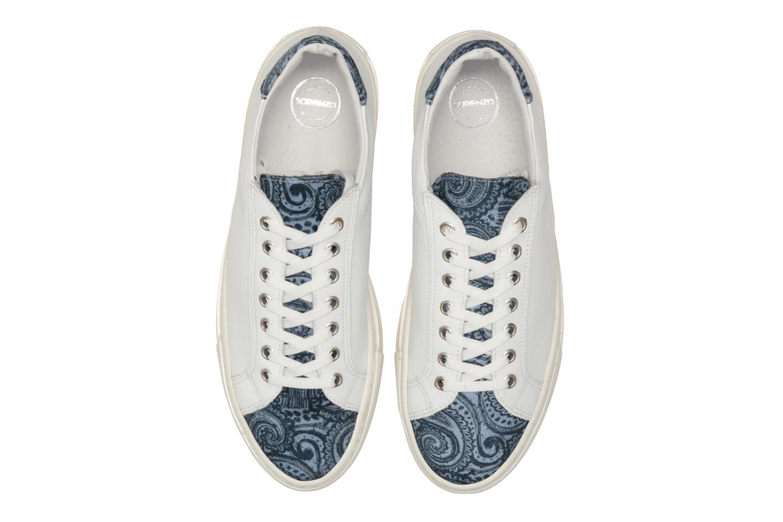 Baskets Made by SARENZA Seven Tease #2 Blanc vue portées chaussures