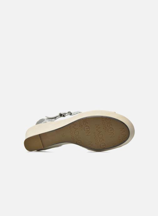 Sandali e scarpe aperte Madison Esclin Beige immagine dall'alto