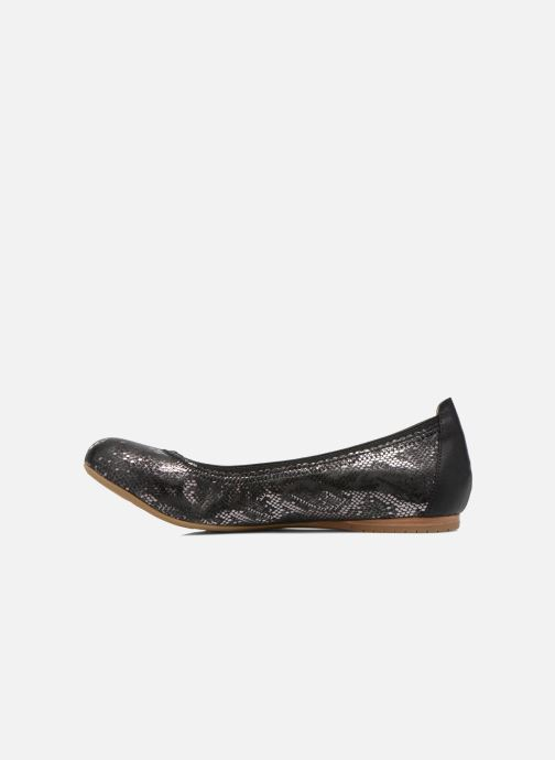 Ballet pumps Madison Claxin Black front view