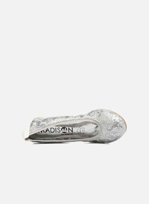 Madison Claxin - Sølv (serpent Blanc)