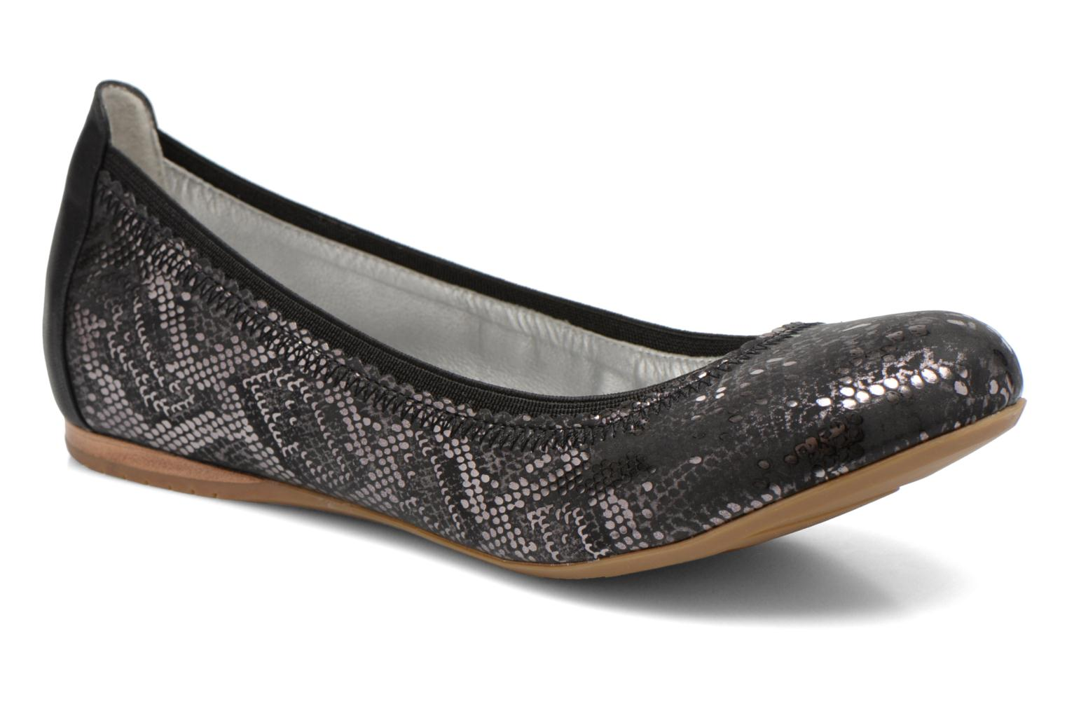 Ballet pumps Madison Claxin Black detailed view/ Pair view