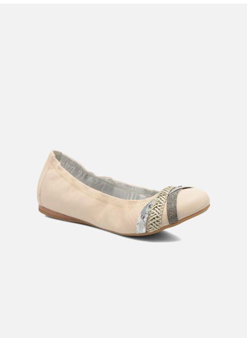 Madison Clewou (beige) - Bailarinas Chez