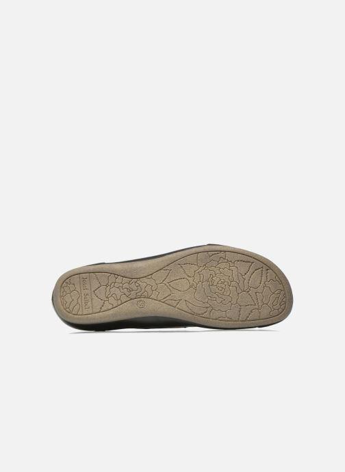 Zapatos con cordones Josef Seibel Fiona 01 Negro vista de arriba