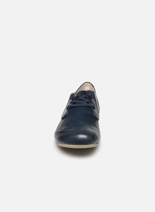 Chaussures à lacets Josef Seibel Fiona 01 Bleu vue portées chaussures