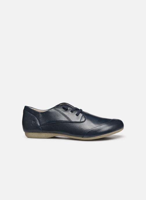 Chaussures à lacets Josef Seibel Fiona 01 Bleu vue derrière