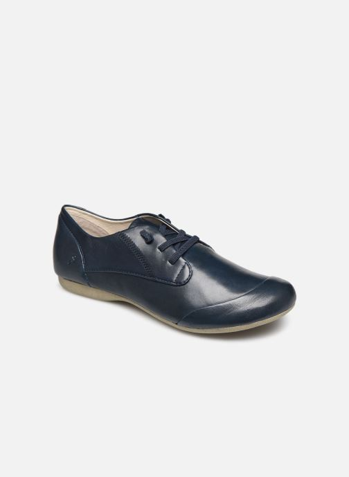Chaussures à lacets Josef Seibel Fiona 01 Bleu vue détail/paire