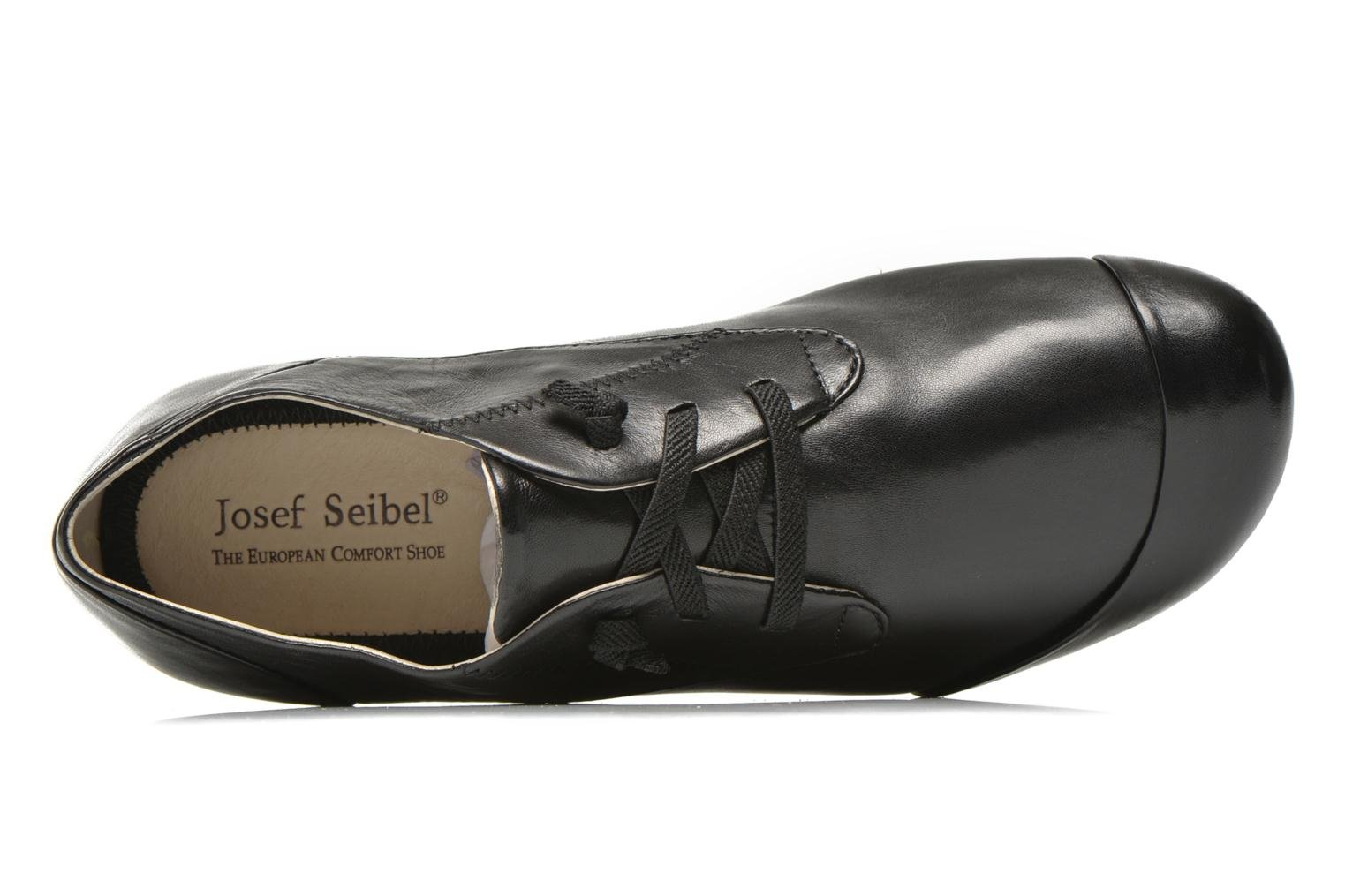 Lace-up shoes Josef Seibel Fiona 01 Black view from the left