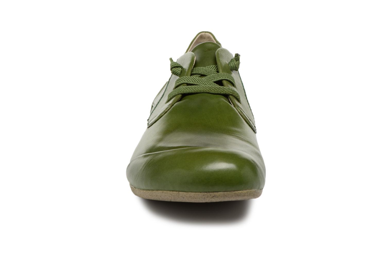 Chaussures à lacets Josef Seibel Fiona 01 Vert vue portées chaussures