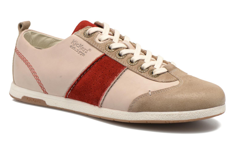 Sneaker Kickers BARBOSSA beige detaillierte ansicht/modell