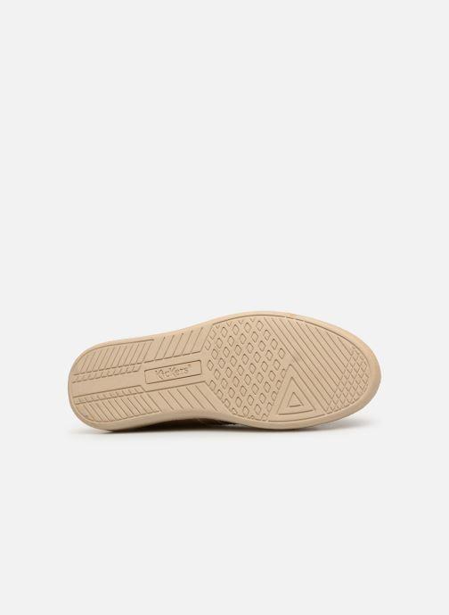 Sneakers Kickers TRIDENT Marrone immagine dall'alto