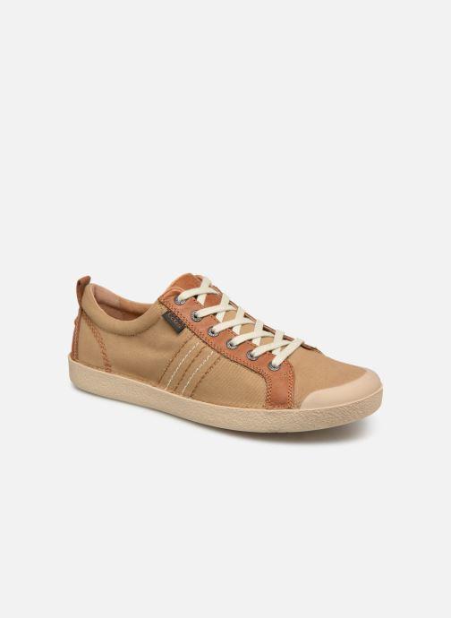 Sneakers Kickers TRIDENT Marrone vedi dettaglio/paio