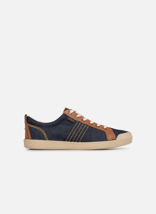 Sneakers Kickers TRIDENT Azzurro immagine posteriore