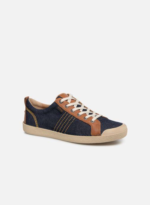 Sneakers Kickers TRIDENT Azzurro vedi dettaglio/paio
