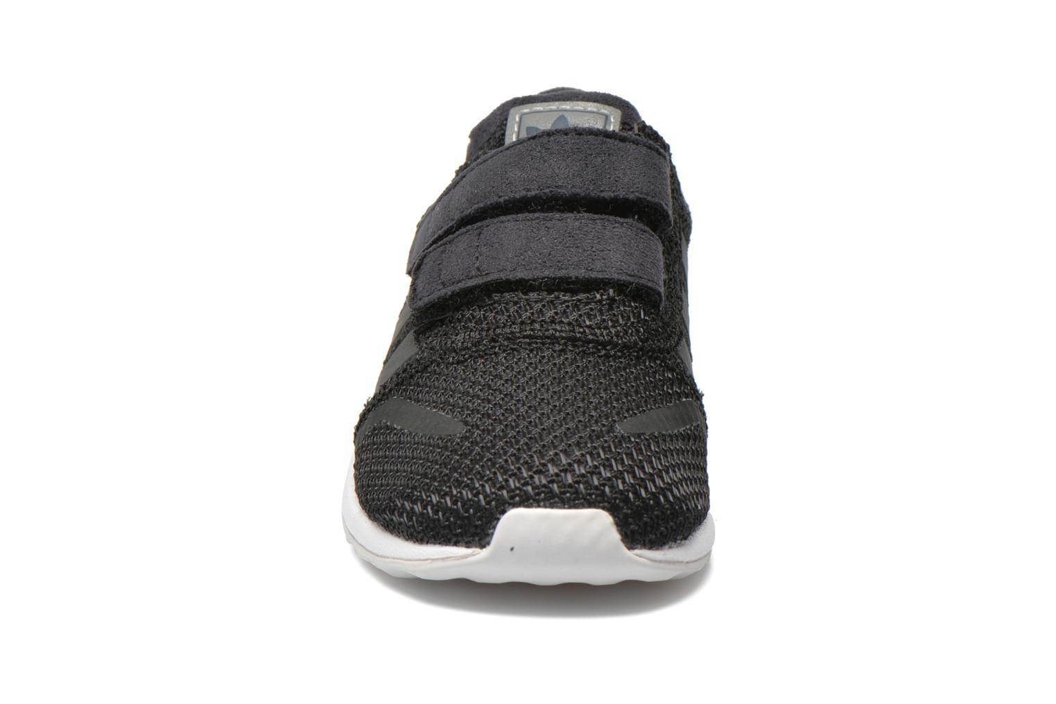 Trainers Adidas Originals Los Angeles Cf I Black model view