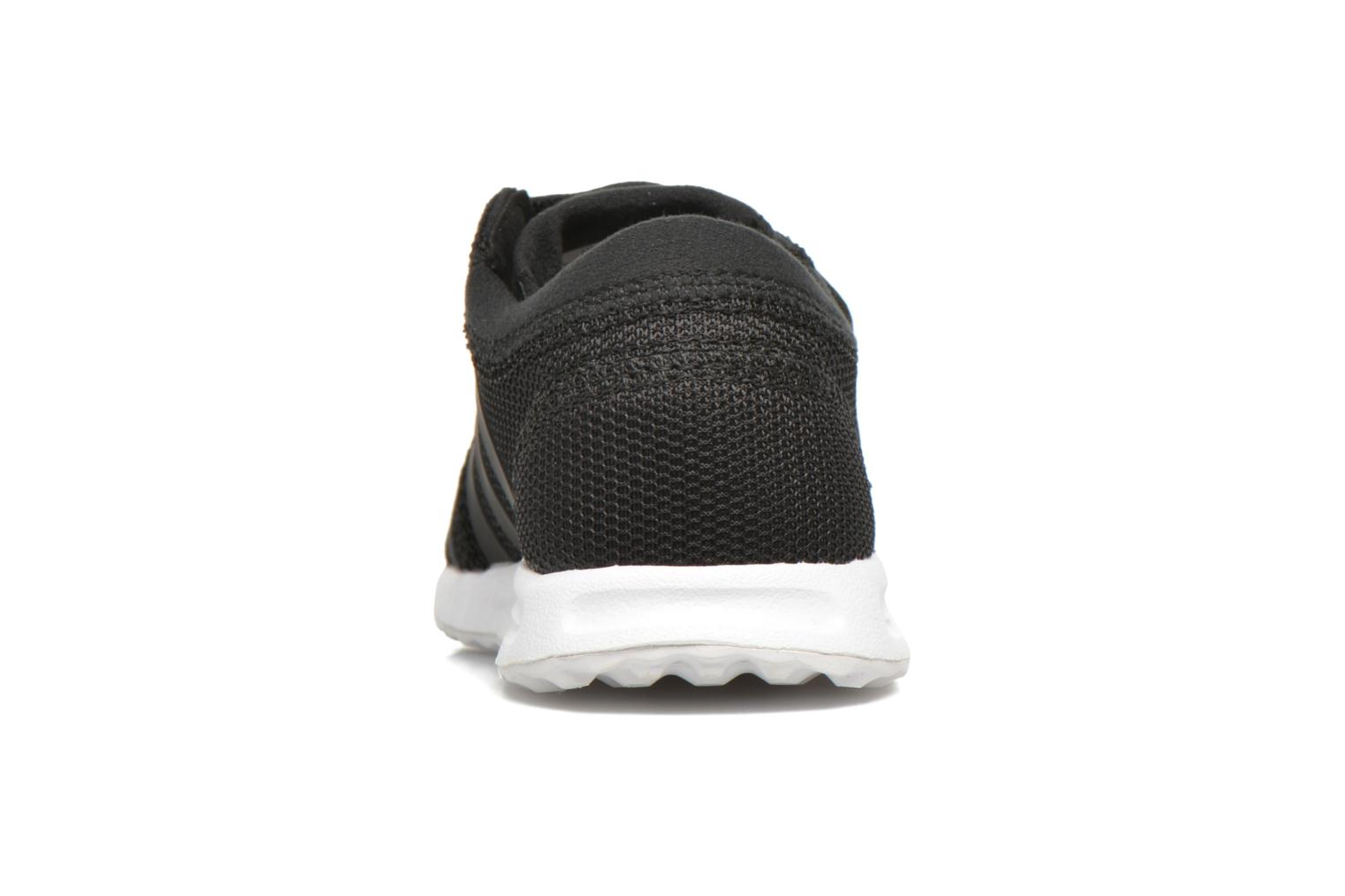 Trainers Adidas Originals Los Angeles Cf I Black view from the right