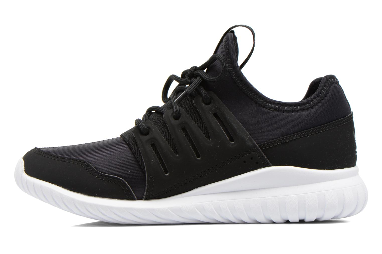 Sneakers Adidas Originals Tubular Radial K Sort se forfra