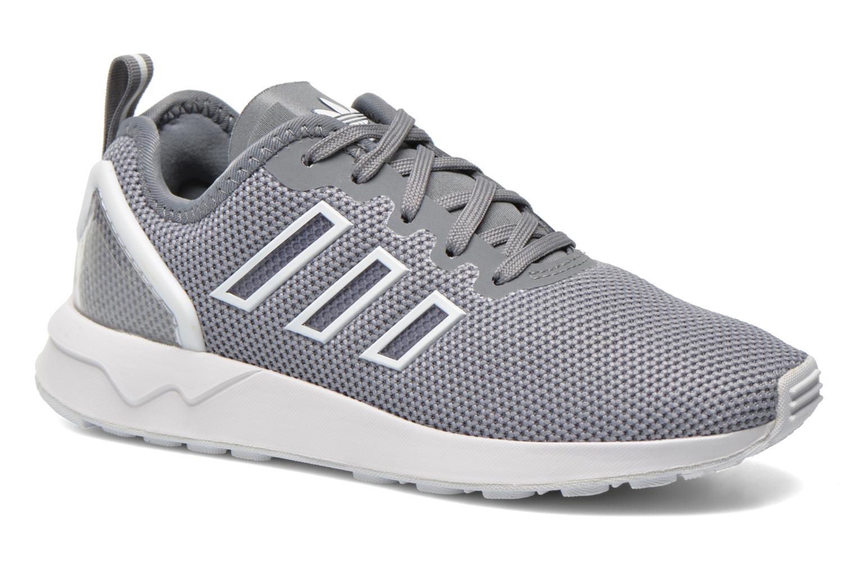 Sneakers Adidas Originals Zx Flux Adv K Grijs detail