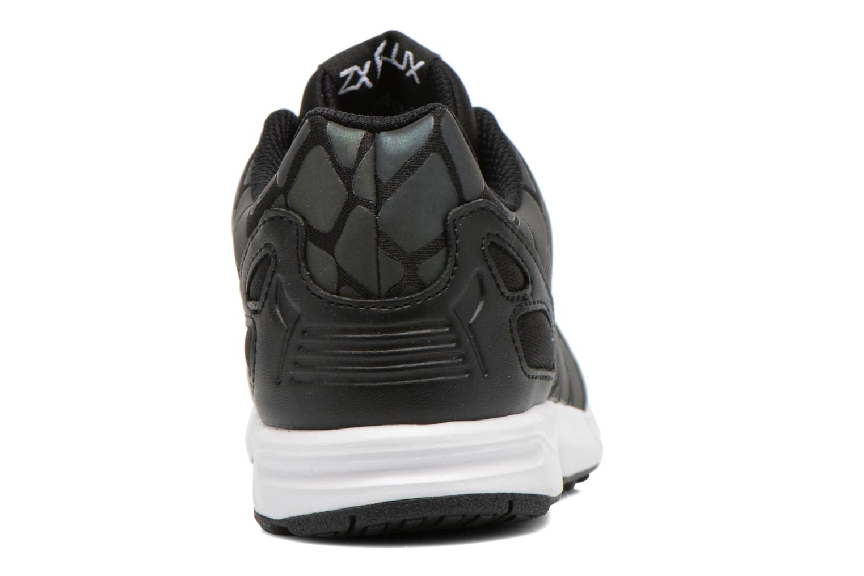 Baskets Adidas Originals Zx Flux Xenopeltis K Noir vue droite