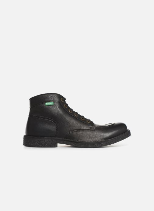 Bottines et boots Kickers Kickstoner Noir vue derrière