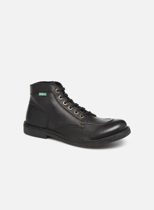 Bottines et boots Kickers Kickstoner Noir vue détail/paire