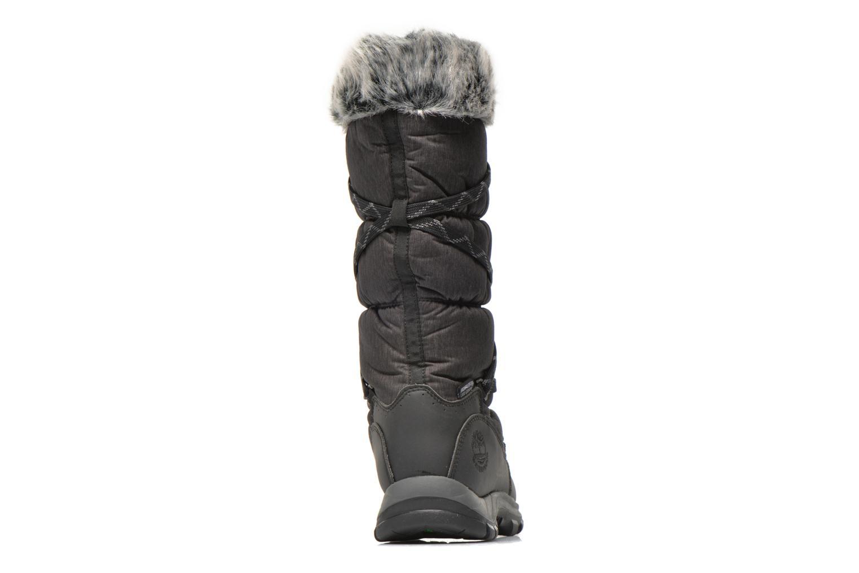 Stiefeletten & Boots Timberland Over the Chill schwarz ansicht von rechts