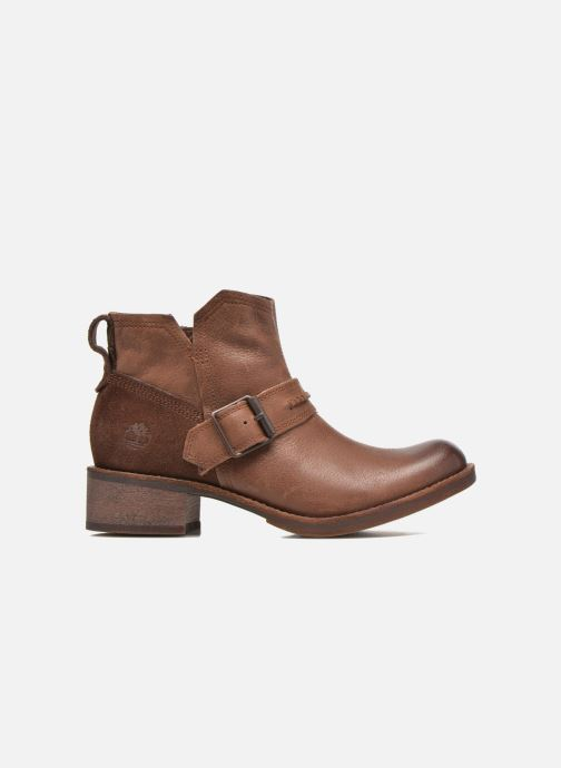 Ankle boots Timberland Whittemore Mid Lace Boot Brown back view