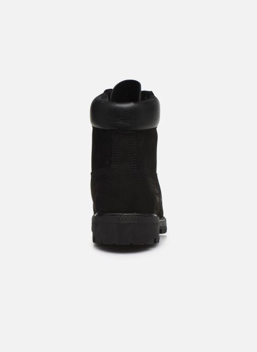 """Botines  Timberland 6"""" Premium Boot Negro vista lateral derecha"""