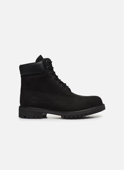 """Botines  Timberland 6"""" Premium Boot Negro vistra trasera"""