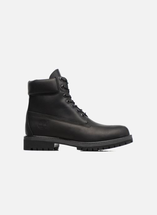 """Bottines et boots Timberland 6"""" Premium Boot Noir vue derrière"""