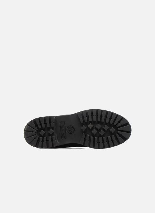 "Bottines et boots Timberland 6"" Premium Boot Noir vue haut"