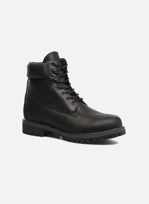 """Bottines et boots Timberland 6"""" Premium Boot Noir vue détail/paire"""