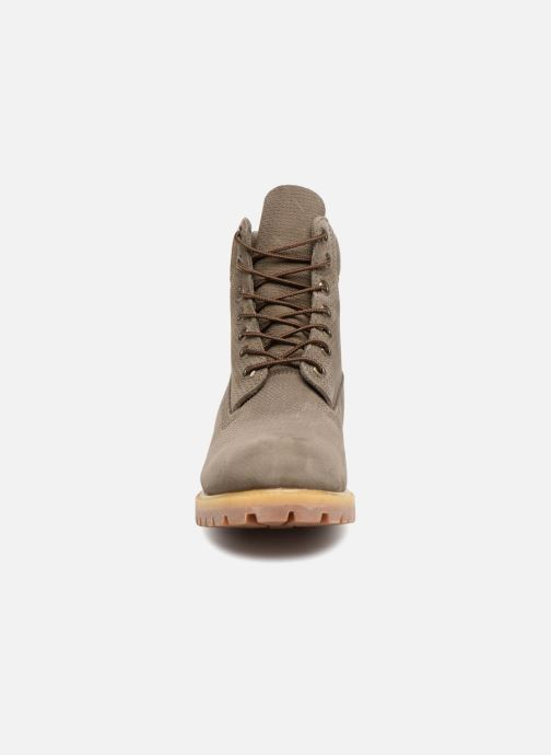 "Ankle boots Timberland 6"" Premium Boot Grey model view"