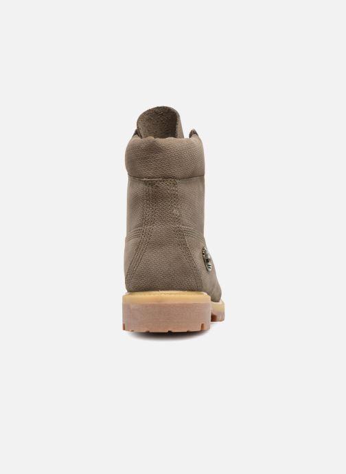 """Stiefeletten & Boots Timberland 6"""" Premium Boot grau ansicht von rechts"""