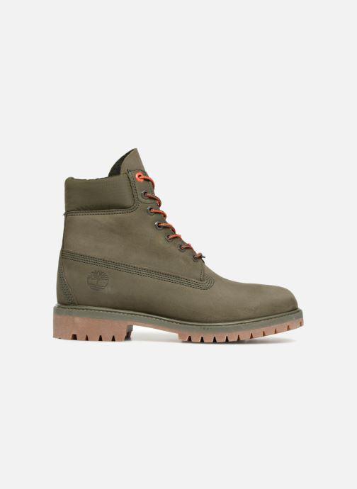 "Bottines et boots Timberland 6"" Premium Boot Vert vue derrière"