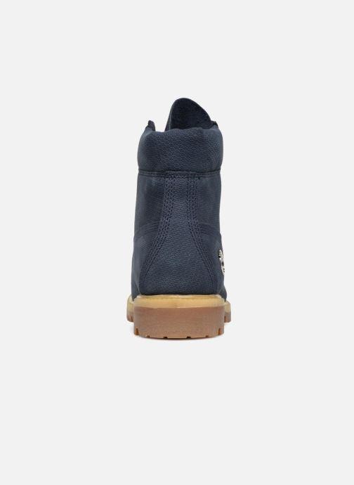 """Stivaletti e tronchetti Timberland 6"""" Premium Boot Azzurro immagine destra"""