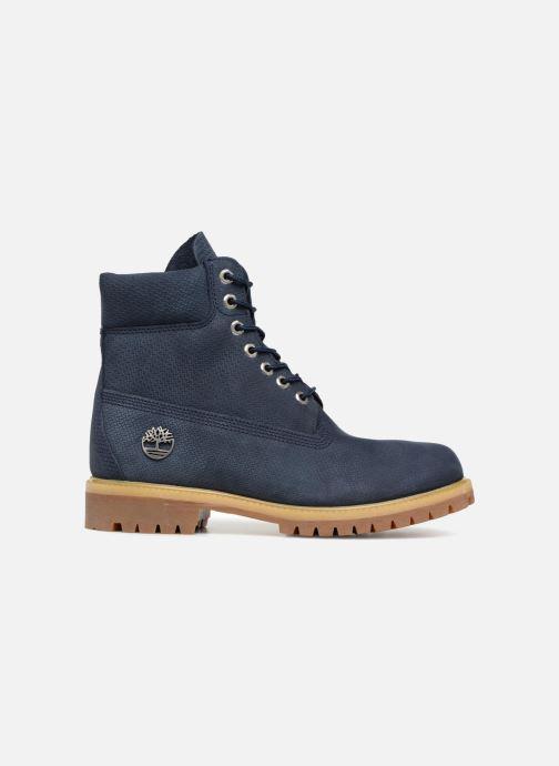 """Stiefeletten & Boots Timberland 6"""" Premium Boot blau ansicht von hinten"""