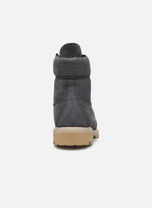 "Bottines et boots Timberland 6"" Premium Boot Gris vue droite"