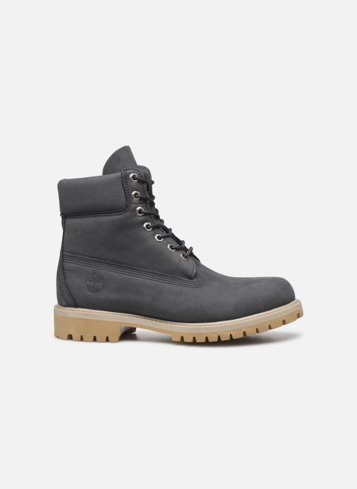 "Ankle boots Timberland 6"" Premium Boot Grey back view"