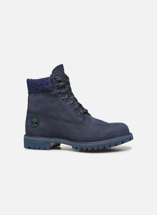 "Ankle boots Timberland 6"" Premium Boot Blue back view"