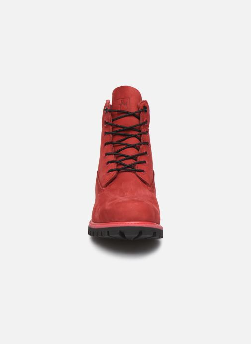 """Ankle boots Timberland 6"""" Premium Boot Red model view"""