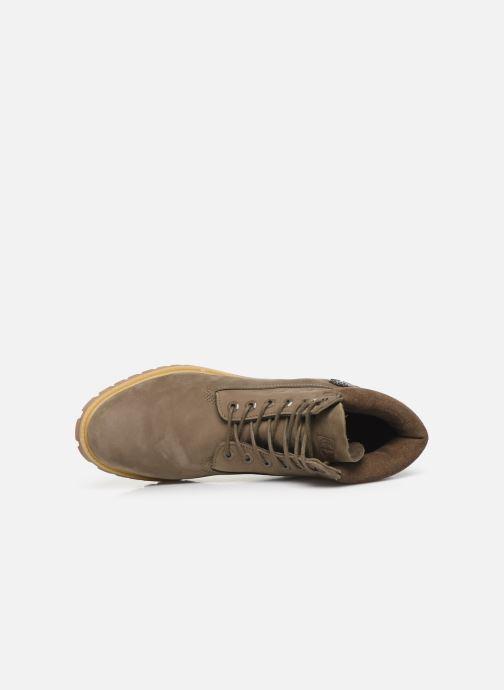 """Boots en enkellaarsjes Timberland 6"""" Premium Boot Grijs links"""