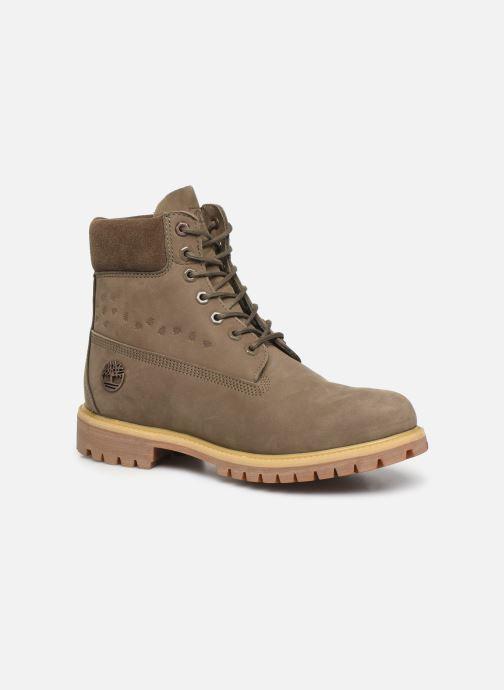 """Boots en enkellaarsjes Timberland 6"""" Premium Boot Grijs detail"""