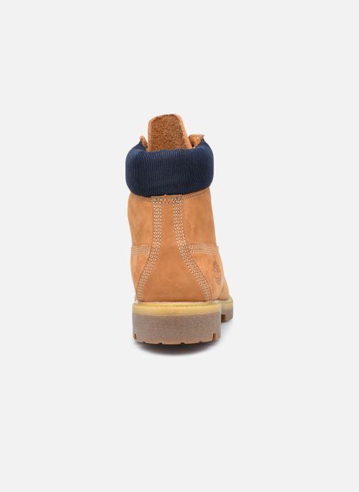 "Botines  Timberland 6"" Premium Boot Marrón vista lateral derecha"
