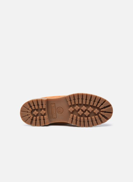"Botines  Timberland 6"" Premium Boot Marrón vista de arriba"