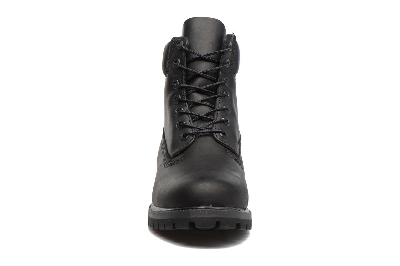 """Bottines et boots Timberland 6"""" Premium Boot Noir vue portées chaussures"""