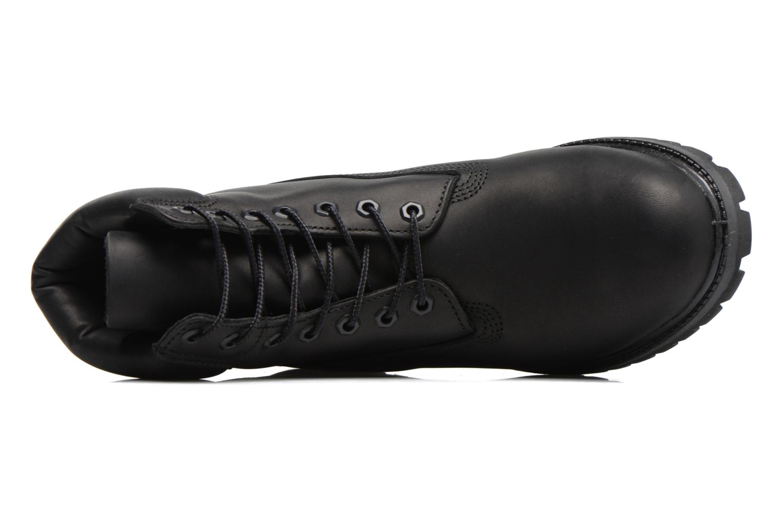 "Bottines et boots Timberland 6"" Premium Boot Noir vue gauche"