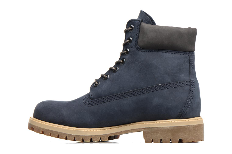 """Stiefeletten & Boots Timberland 6"""" Premium Boot grau ansicht von vorne"""